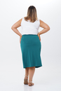 Belinda pocket skirt-back view