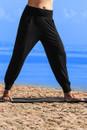 Yasmin pants side view