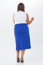 Anneke skirt as skirt-back view