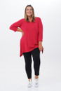 Adorable Top 3/4 Sleeves-Front view