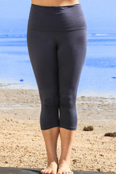 Modal Yoga Legging w/ Band Short