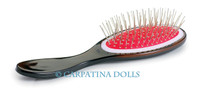 Doll Wire Hairbrush.