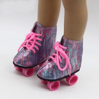 Roller Skates For American Girl Dolls.