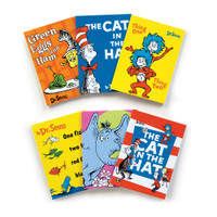 Dr. Seuss Memo Pads - Set Of 6