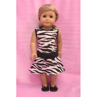 REDUCED ***ZEBRA DRESS***