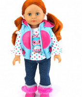 Who Is The Cutest Owl Pants Set For Your American Girl Doll