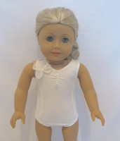 Rosette Leotard For Your American Girl Doll