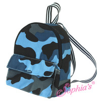 Camo Backpack For American Girl Dolls