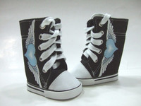 Winged Hightops for American Girl Dolls