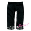 Leggings with Sequin Trim for 18 inch American Girl Dolls