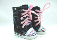 Star Hightops for 18 inch Dolls