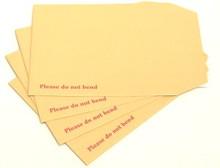 "9"" x 13"" A4 Board Backed Envelopes (Box 125)"