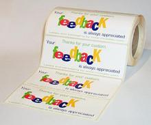 eBay Feedback Labels