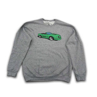 Grey I-Rock Crewneck