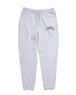 Sikkis logo Sweat pants Gray