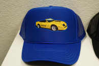 Blue Trucker Hat