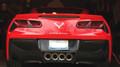 C7 Corvette Stingray Partial Taillight Blackout Kit - 4Pc. Acrylic