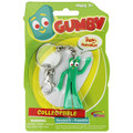 Gumby 3 inch Bendable Keychain
