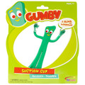 Gumby Suction Cup Bendable