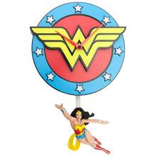 Wonder Woman Wall Clock