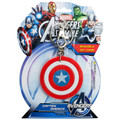 Captain America's Shield Bendable Key Chain