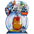 Iron Man's Helmet Bendable Key Chain