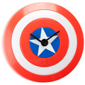 Captain America's Shield Wobble Clock