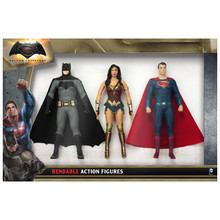 Batman v Superman 3-pc Set: Batman, Superman, Wonder Woman