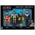 "The New Batman Adventures ""Masked Heroes Set"""