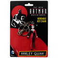 "Harley Quinn 3"" Bendable Key Chain - TNBA"