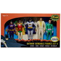 Batman Boxed Bendable Set II with Egghead - Classic TV Series