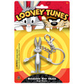 Bugs Bunny Bendable Key Chain (old packaging)