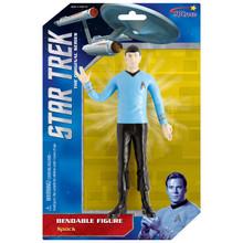 """Star Trek: 6"""" Spock Benbable"""