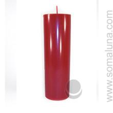 Black Cherry 9.5 x 3 Pillar Candle