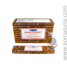 Satya Rain Forest Stick Incense 15 grams