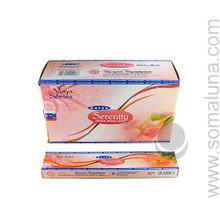 Satya Serenity Natural Stick Incense 15 grams