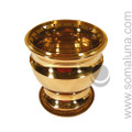Brass Screen Incense Burner