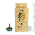 Triloka Natural Herbal Incense Cones, Dream Rose
