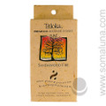 Triloka Natural Herbal Incense Cones, Sandalwood Fire