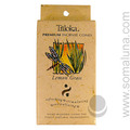 Triloka Natural Herbal Incense Cones, Lemon Grass