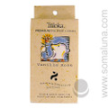 Triloka Natural Herbal Incense Cones, Vanilla Rose