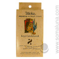 Triloka Natural Herbal Incense Cones, Royal Sandalwood