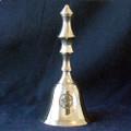 Brass Pentacle Bell