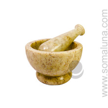 Soapstone Mortar & Pestle (type 1)
