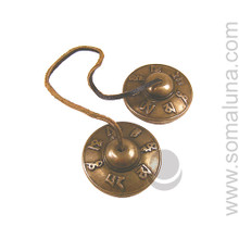 Tibetan Cymbals, Mantra (Tingsha)