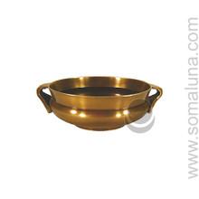 Brass Offering Bowl