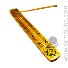 Bluebirds of Paradise Stick Incense Burner