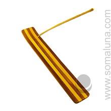 Egyptian 5 Stripe Stick Incense Burner