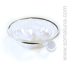 Replacement Bowl, Glass 2.5 inch