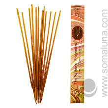 Mothers Fragrances Stick Incense, Spicewood